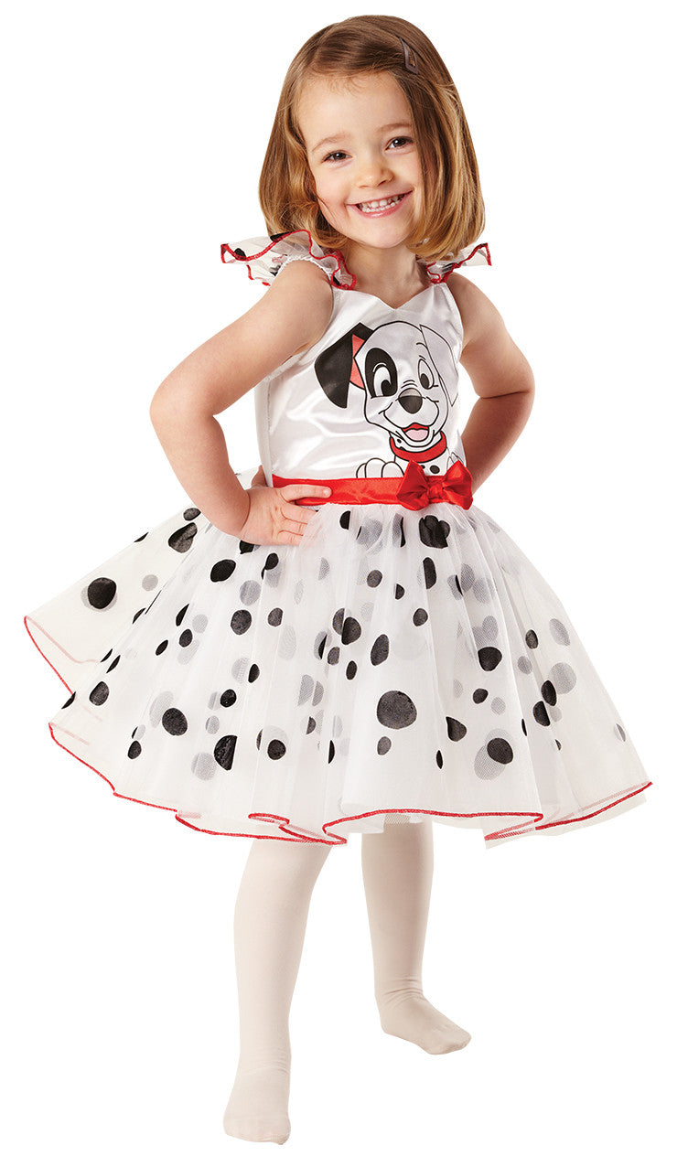 101 DALMATIANS COSTUME, CHILD - SIZE 6-12 MONTHS