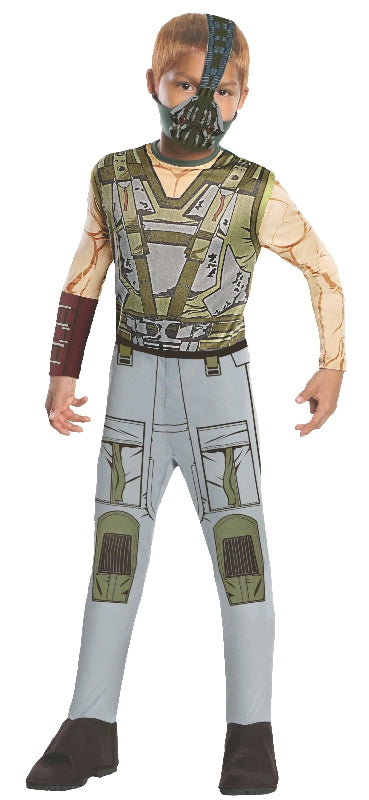 BANE FROM BATMAN COSTUME, CHILD - SIZE L