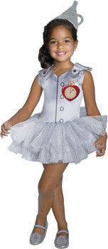 TIN MAN TUTU COSTUME - SIZE S