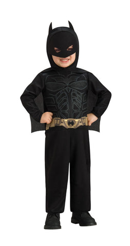BATMAN DARK KNIGHT RISES COSTUME, BABY - SIZE 6-12 MONTHS