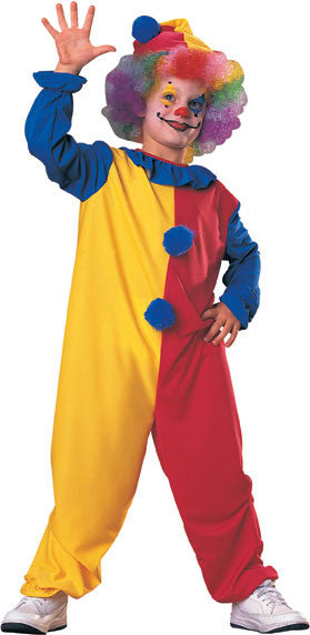 CLOWN CHILD - SIZE S