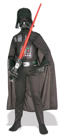 DARTH VADER SUIT CLASSIC CHILD - SIZE S