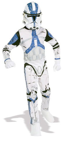 CLONE TROOPER SUIT CHILD - SIZE S