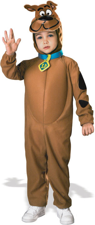 SCOOBY DOO COSTUME, CHILD - SIZE S