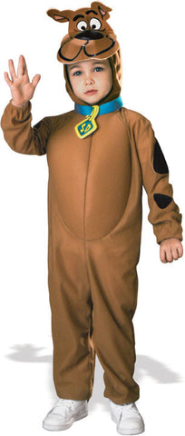 SCOOBY DOO COSTUME, CHILD - SIZE M