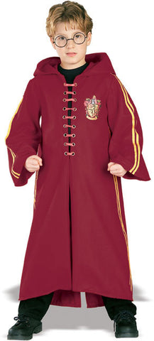 QUIDDITCH DELUXE ROBE CHILD- SIZE S
