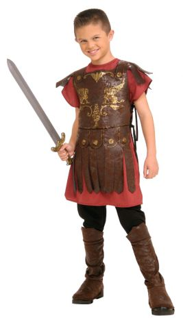 GLADIATOR, CHILD - SIZE M