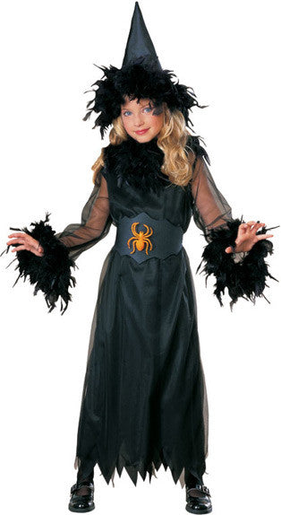 PRETTY FEATHERED WITCH - SIZE S