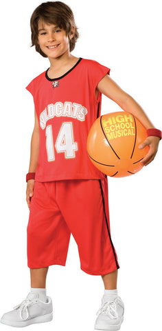 TROY BASKETBALL SET, CHILD - SIZE S