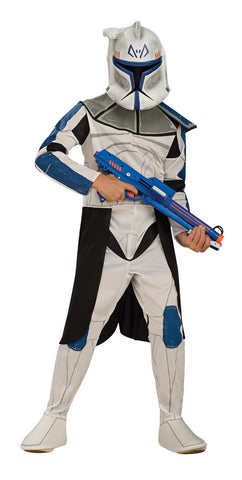 CLONE TROOPER CAPTAIN REX CHILD - SIZE S