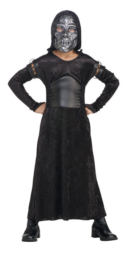BELLATRIX DEATH EATER CHILD FEMALE - SIZE M
