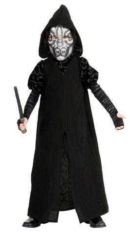 DEATH EATER DELUXE CHILD - SIZE S