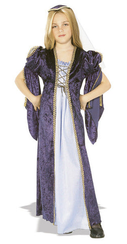 JULIET COSTUME, CHILD - SIZE L