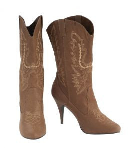 COWGIRL BOOTS - SIZE L