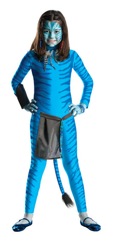 NEYTIRI AVATAR COSTUME, CHILD - SIZE S