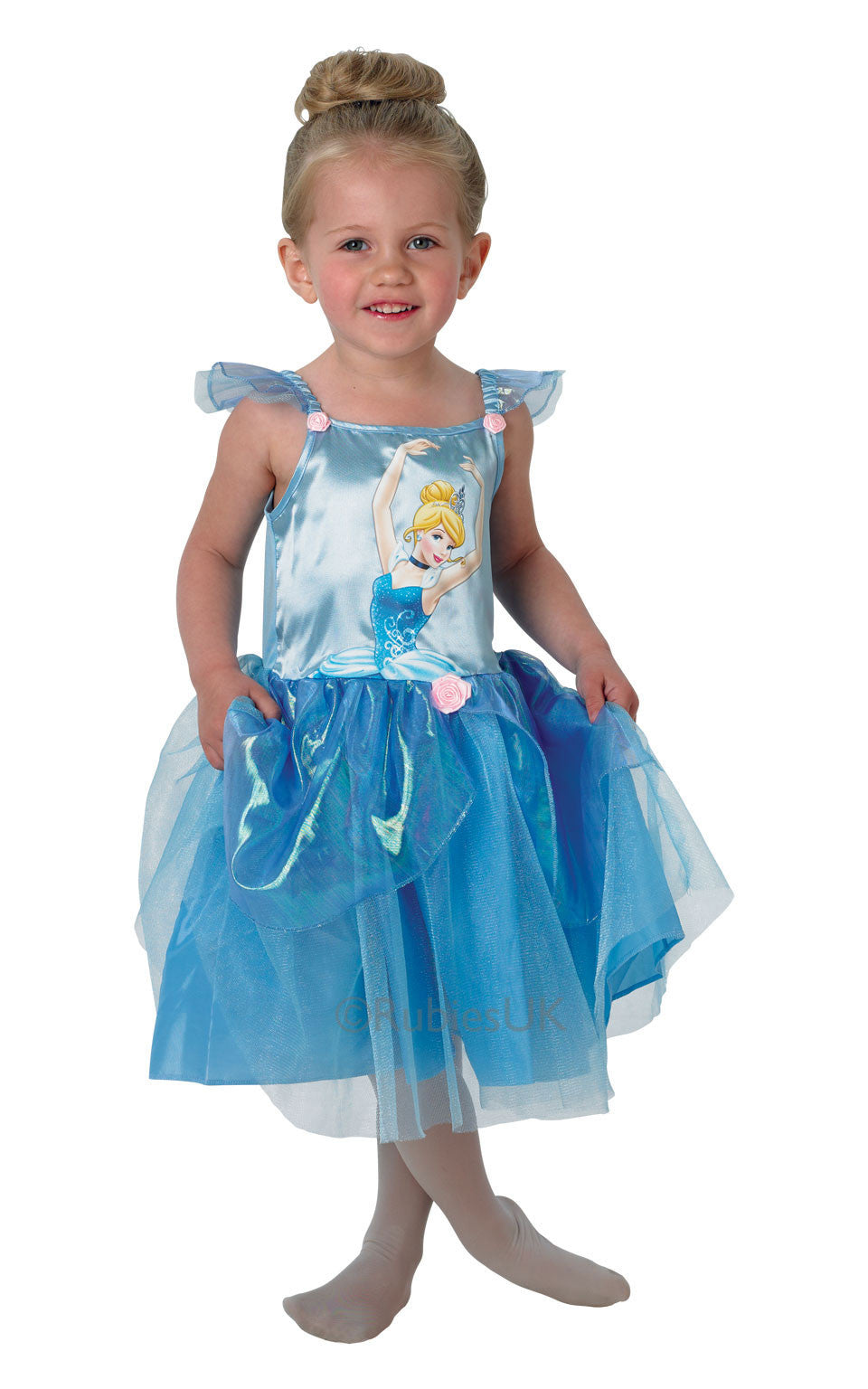CINDERELLA BALLERINA DRESS - SIZE TODDLER