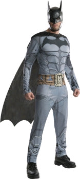 BATMAN ARKHAM COSTUME, ADULT - SIZE S