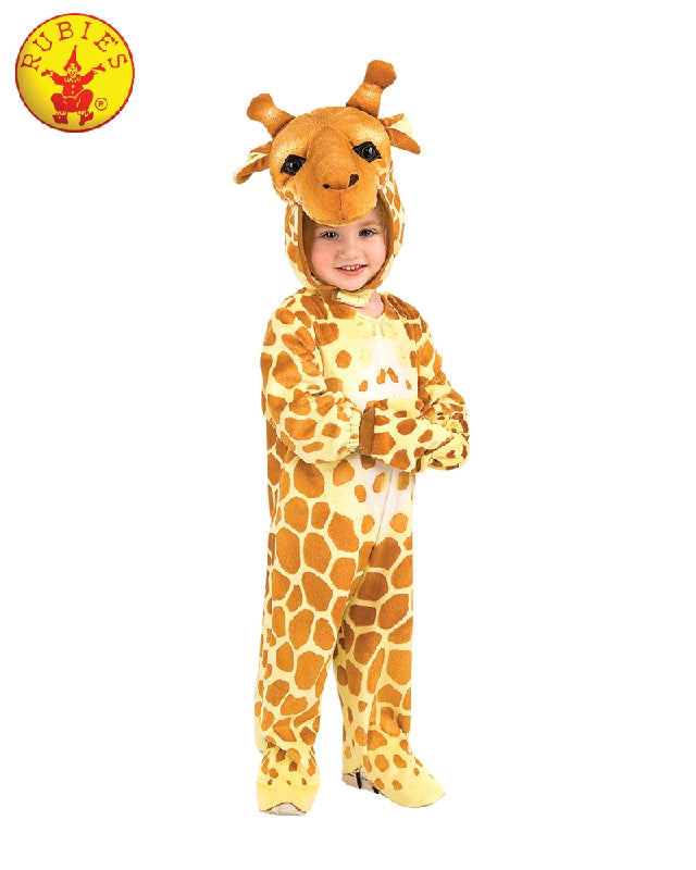 GIRAFFE COSTUME, CHILD - SIZE TODDLER