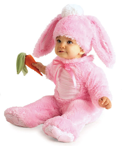 PRECIOUS PINK WABBIT - SIZE TODDLER