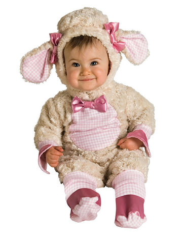 LUCKY LIL' LAMB - SIZE 6-12 MONTHS