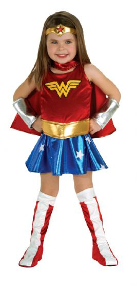 WONDER WOMAN CLASSIC - TODDLER