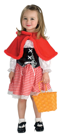 LITTLE RED RIDING HOOD, CHILD - SIZE TODDLER