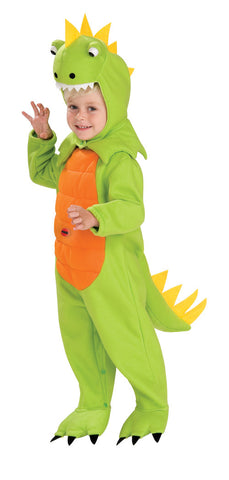 DINOSAUR COSTUME WITH SOUND, CHILD - SIZE TODDLER
