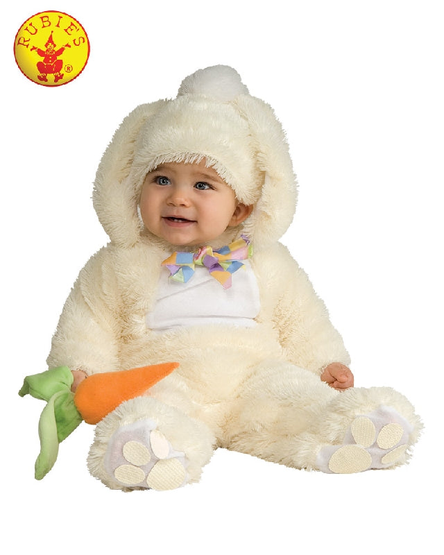 VANILLA BUNNY COSTUME - SIZE 12-18 MONTHS