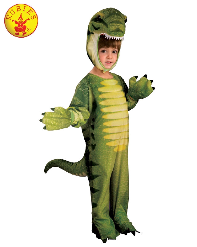 DINO-MITE DINOSAUR COSTUME, CHILD - SIZE S