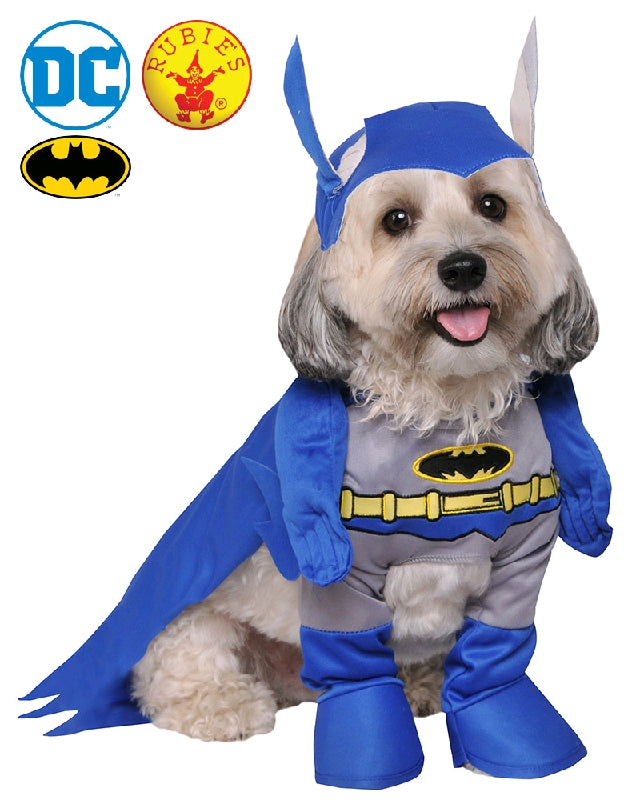 BATMAN BRAVE AND BOLD PET COSTUME - SIZE S