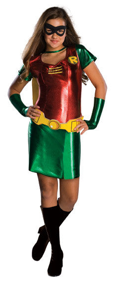 ROBIN TEEN TITANS FEMALE - SIZE S
