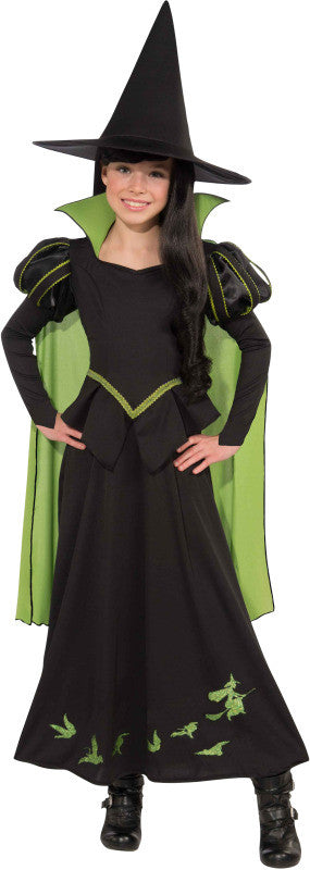 WICKED WITCH OF THE WEST, CHILD - SIZE S