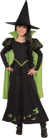 WICKED WITCH OF THE WEST, CHILD - SIZE M