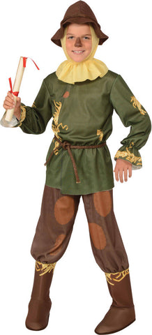 SCARECROW GREEN COSTUME - SIZE S