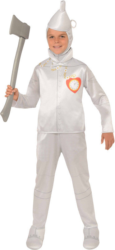 TIN MAN DELUXE CHILD - SIZE S