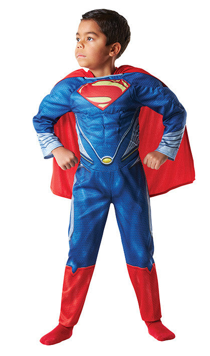 SUPERMAN PADDED CHEST - SIZE M