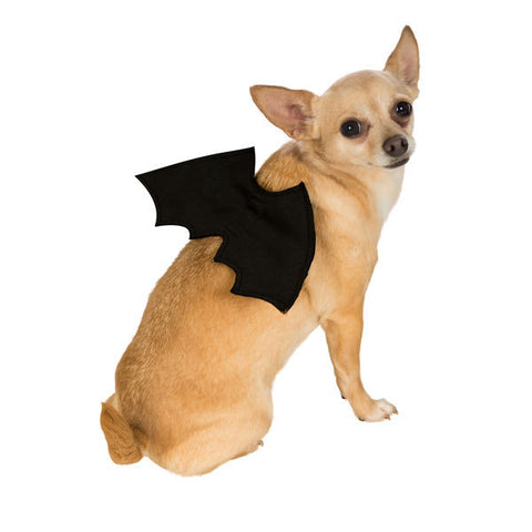 BAT WINGS PET COSTUME - SIZE S-M