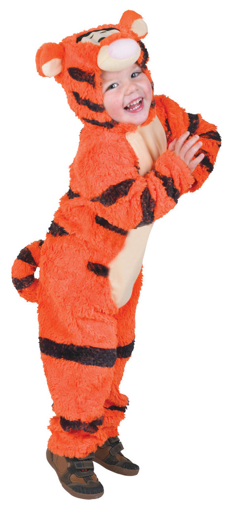 TIGGER FURRY COSTUME - SIZE TODDLER