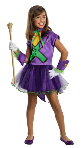 JOKER TUTU COSTUME - SIZE TODDLER