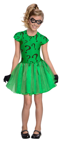 RIDDLER TUTU COSTUME - SIZE TODDLER