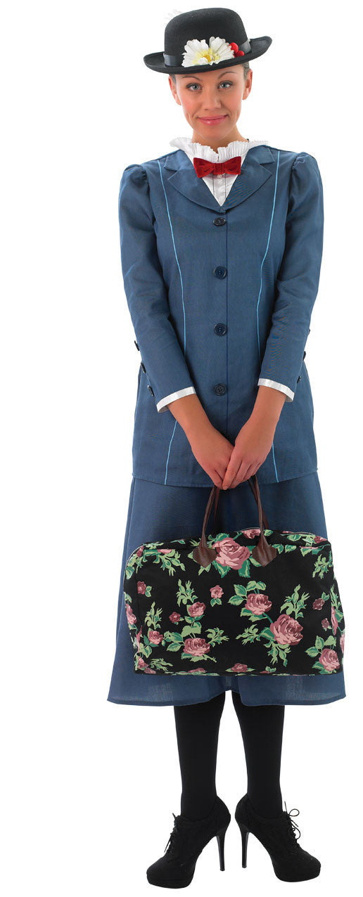 MARY POPPINS DELUXE COSTUME, ADULT