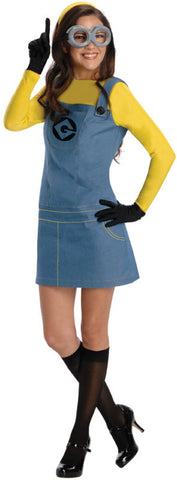 MINION FEMALE - SIZE L