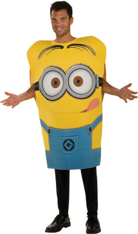 MINION DAVE FOAM COSTUME - SIZE STD