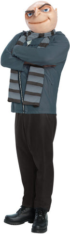 GRU DESPICABLE ME COSTUME, ADULT - SIZE STD