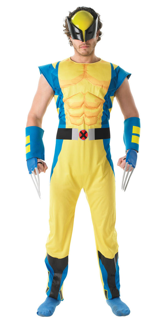 WOLVERINE DELUXE ADULT - SIZE XL