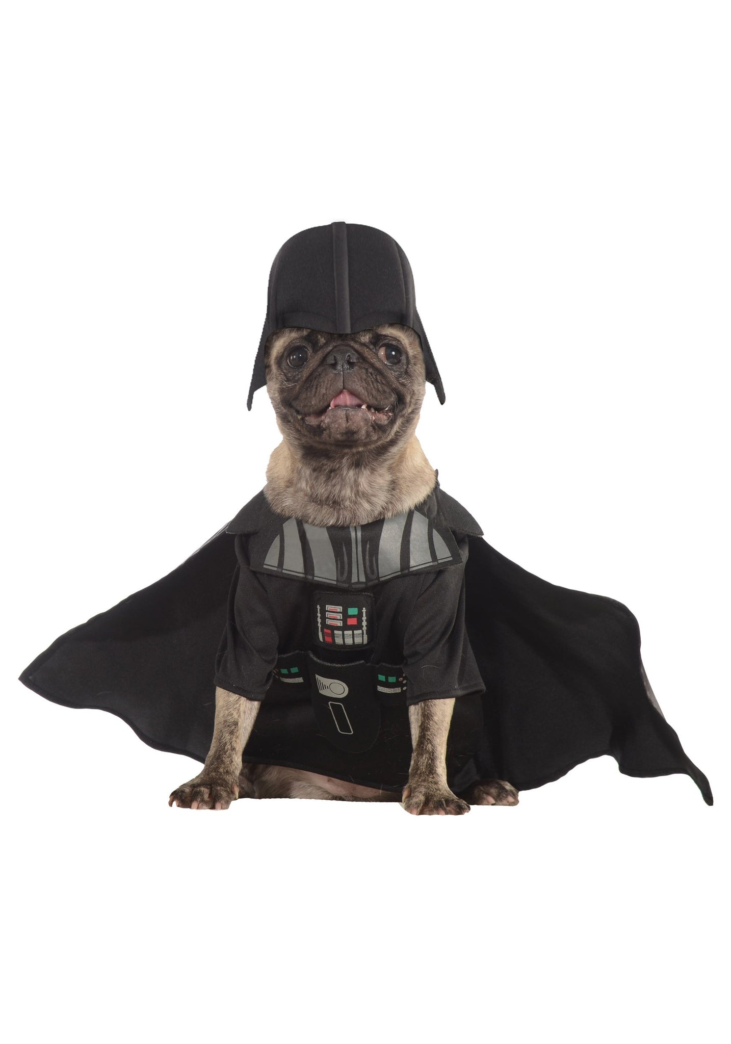 DARTH VADER DELUXE PET COSTUME  - SIZE S