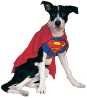 SUPERMAN CLASSIC PET COSTUME- SIZE L