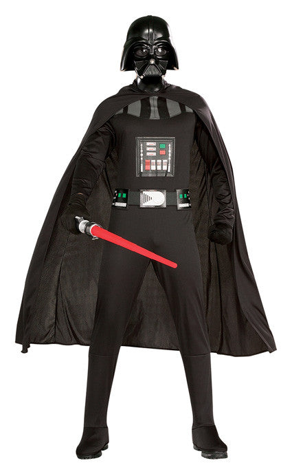 DARTH VADER SUIT COSTUME, ADULT - SIZE XL