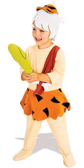 BAMM BAMM THE FLINTSTONES COSTUME, CHILD - SIZE S