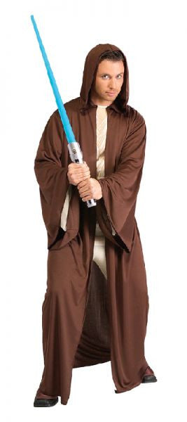 JEDI ROBE COSTUME, ADULT - SIZE STD